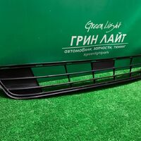 нижняя бамперная решетка Corolla Fielder NZE144 2008-2012 г Оригинал