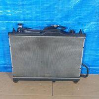 Радиатор Nissan Tiida /Bluebird Sylphy/AD/Wingroad/Tiida Latio HR15DE