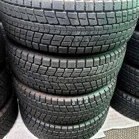 Шины 225/60/17 Dunlop Winter Maxx SJ8, износ 5%. Без пробега по РФ
