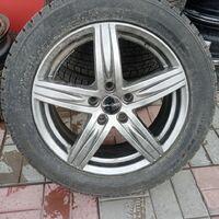 Комплект колёс на 17 с хорошей зимней резиной