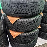 Шины 225/55/18 Bridgestone Blizzak DM-V2, Japan. Без пробега по РФ