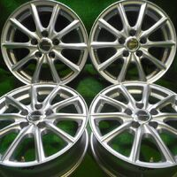 Диски R16 Bridgestone Eco Forme 5x114.3 (+38) из Японии