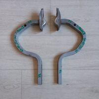 Правая ( R ), левая ( L ) петля / опора  задней  крышки  багажника.