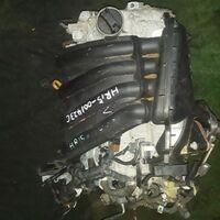 Двигатель Nissan Tiida SNC11 HR15 (б/у)