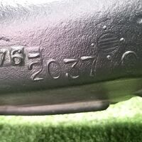 Подкрылок Toyota Carina CT211 3cte 2001 перед. лев. (б/у)