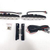 Ходовые огни XYC (комплект 2шт.) габаритные размеры 170*21*40мм) XYC