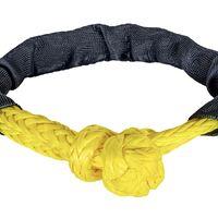 Шакл веревочный 3т (желтый) 5520
