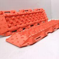 Сэнд-трак(Sand Ttrack) Красный (модель 1) до 5тонн, пластиковый 121 см