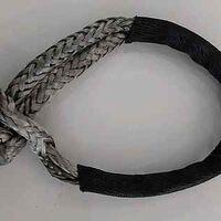 Шакл веревочный 5т (черный) 5515
