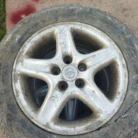 5 колесо на запаску
