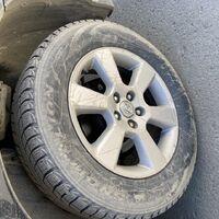 Обменяю/продам штатные колёса RX330