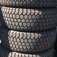 Автошины бу Япония с рынка Japan 215/65R15LT - 4 шт. Dunlop SP055.
