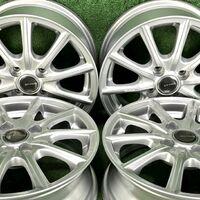 Диски R14 Bridgestone EcoForme 4х100 (+50)из Японии. Без пробега по РФ