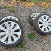 Продам колеса в сборе 215 45 r17