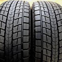 4 шины 225/65/17 Dunlop Winter Maxx SJ8, износ 5%. Без пробега по РФ