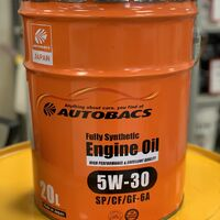 Моторное масло Autobacs 5W-30 SP/CF/GF-6 синтет., универс. (Япония)