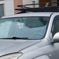 Багажник экспедиционный, металлический для Toyota LC Prado 120/150