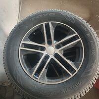 Комплект колес зимних