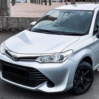 Toyota Corolla Fielder на прокат .