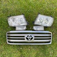 Продам оптику Toyota land cruiser 100