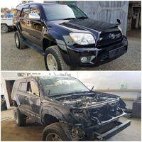 кузовной ремонт, кузовные работы, покраска авто, полировка авто.