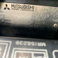 Акпп Mitsubishi Delica PE8W 4M40 1997 перед. (б/у)