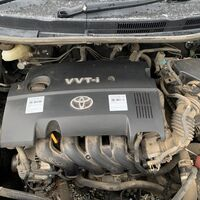 Двигатель Toyota Corolla Fielder NZE144 1nzfe 2008 перед. (б/у)