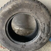 Bridgestone Blizzak 275/70/16 1 шт.