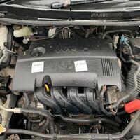 Двигатель Toyota Corolla Fielder NZE144 1nzfe 2011 перед. (б/у)