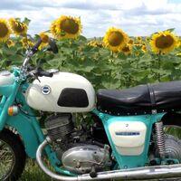 СССР мотоцикл