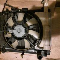 Контрактный радиатор на Филдер, Аксио