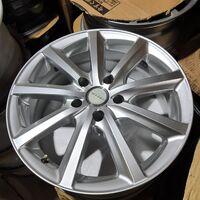 Диски R17 Bridgestone Sicurezza 5x114.3 (+45) из Японии.