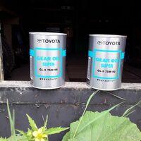 Трансмиссионное масло 08885-02106