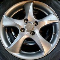 Диски R15 Bridgestone Toprun TR5 (графит) 4х100 (+42) из Японии