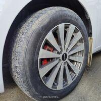 Комплект колес из 3 дисков