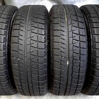 Шины 215/45/18 Bridgestone Blizzak Revo gz, остаток 95%, Japan